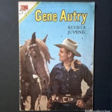 Tebeos: GENE AUTRY Nº 183 - EDITORIAL NOVARO, 1969. Lote 223421416