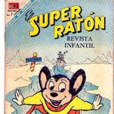Giornalini: NOVARO SUPER RATON Nº 192. Lote 223873988