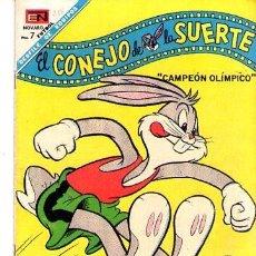 Giornalini: NOVARO EL CONEJO DE LA SUERTE Nº 288. Lote 223999653