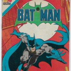 Tebeos: BATMAN- SERIE AVESTRUZ - AÑO I - N.º 3-15 - ENERO 12 DE 1982 *** EDITORIAL NOVARO MEXICO ***. Lote 224174176