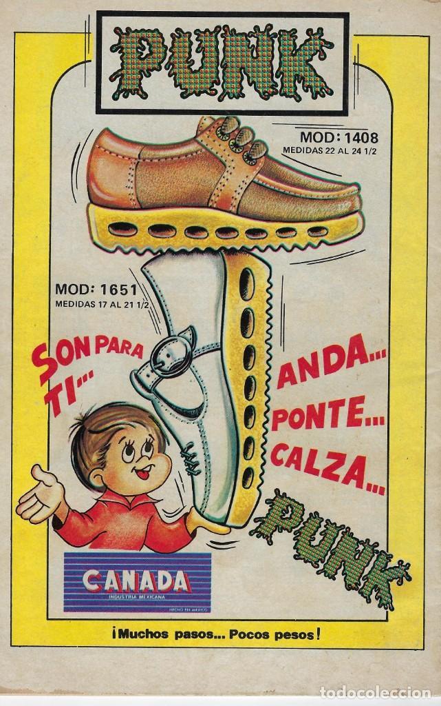 Tebeos: BATMAN- SERIE AVESTRUZ - AÑO I - N.º 3-15 - ENERO 12 DE 1982 *** EDITORIAL NOVARO MEXICO *** - Foto 2 - 224174176