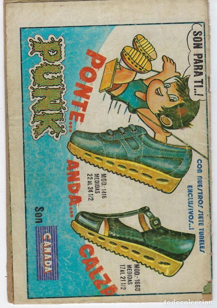 Tebeos: BATMAN- SERIE AVESTRUZ - AÑO I - N.º 3-25 - MAYO 25 DE 1982 *** EDITORIAL NOVARO MEXICO *** - Foto 2 - 224174385