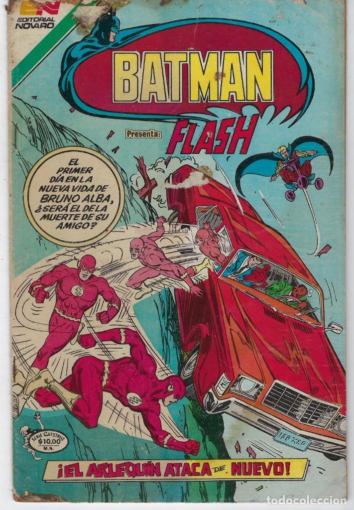 BATMAN- SERIE AVESTRUZ - AÑO II - N.º 3-30 - AGOSTO 3 DE 1982 *** EDITORIAL NOVARO MEXICO *** (Tebeos y Comics - Novaro - Batman)