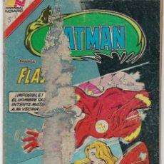 Tebeos: BATMAN- SERIE AVESTRUZ - AÑO III - N.º 3-40 - DICIEMBRE 23 DE 1982 *** EDITORIAL NOVARO MEXICO ***. Lote 224174825