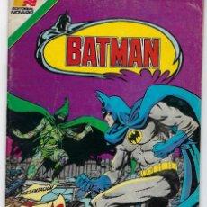 Tebeos: BATMAN - SERIE AVESTRUZ - AÑO III - N.º 3-47 - MARZO 25 DE 1983 *** EDITORIAL NOVARO MEXICO ***. Lote 224175572
