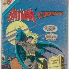 Tebeos: BATMAN - SERIE AVESTRUZ - AÑO III - N.º 3-53 - JUNIO 22 DE 1983 *** EDITORIAL NOVARO MEXICO ***. Lote 224175863