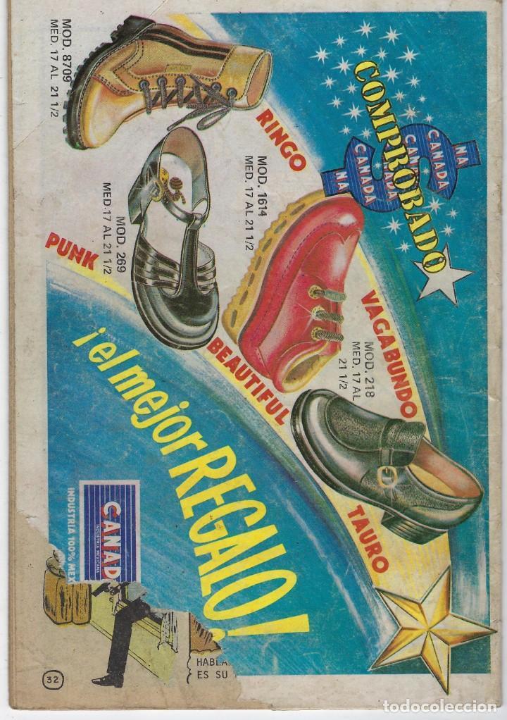 Tebeos: BATMAN - SERIE AVESTRUZ - AÑO III - N.º 3-53 - JUNIO 22 DE 1983 *** EDITORIAL NOVARO MEXICO *** - Foto 2 - 224175863
