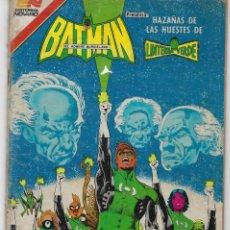 Tebeos: BATMAN - SERIE AVESTRUZ - AÑO III - N.º 3-60 - SEPTIEMBRE 30 DE 1983 *** EDITORIAL NOVARO MEXICO ***. Lote 224176595