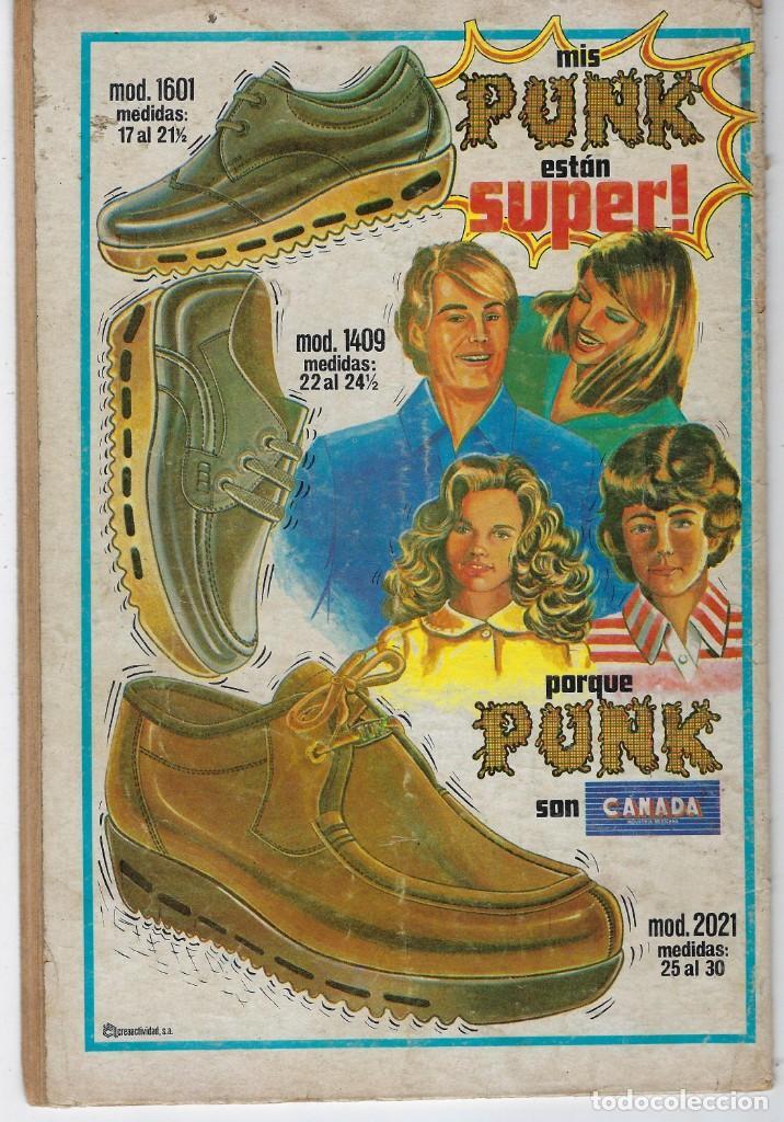 Tebeos: BATMAN - SERIE AVESTRUZ - AÑO III - N.º 3-60 - SEPTIEMBRE 30 DE 1983 *** EDITORIAL NOVARO MEXICO *** - Foto 2 - 224176595