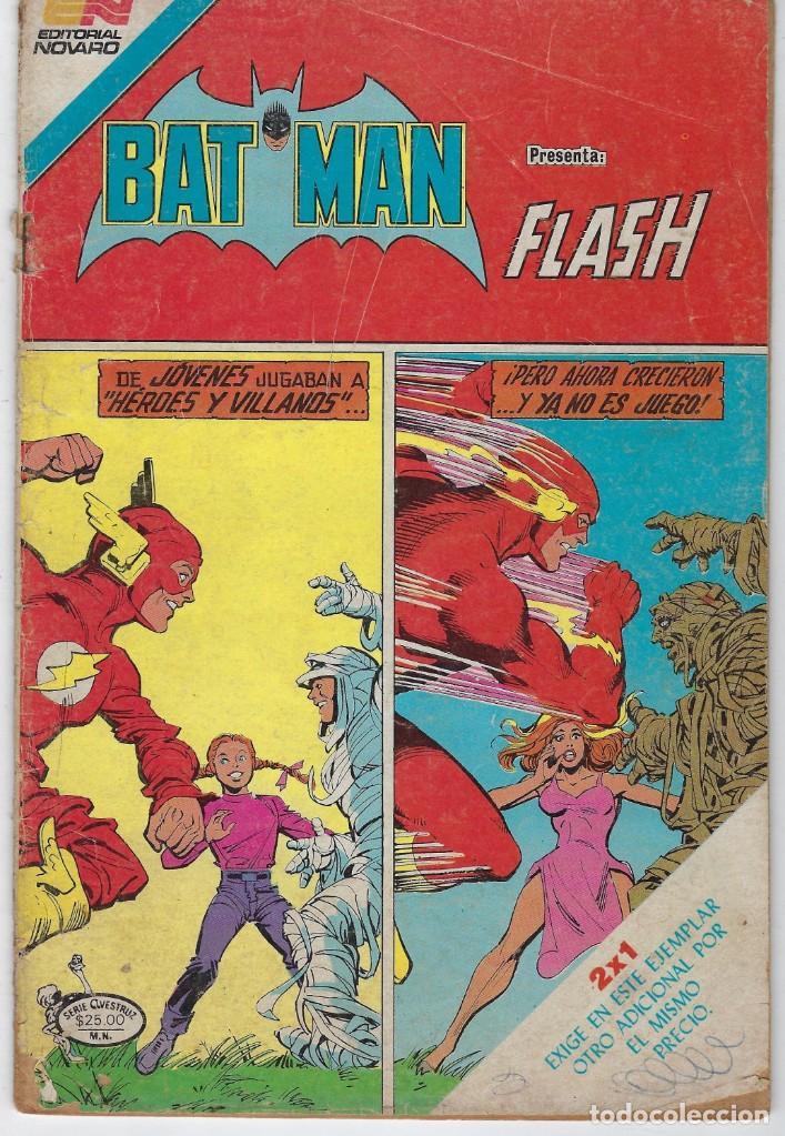 BATMAN - SERIE AVESTRUZ - AÑO III - N.º 3-66 - DICIEMBRE 22 DE 1983 *** EDITORIAL NOVARO MEXICO *** (Tebeos y Comics - Novaro - Batman)