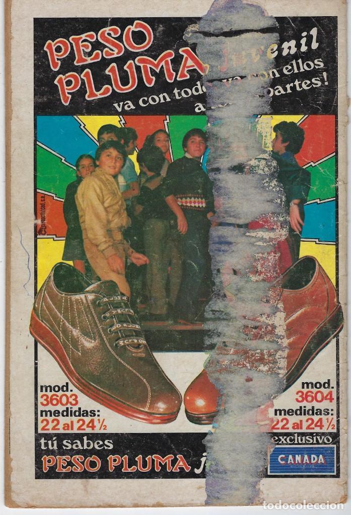 Tebeos: BATMAN - SERIE AVESTRUZ - AÑO III - N.º 3-66 - DICIEMBRE 22 DE 1983 *** EDITORIAL NOVARO MEXICO *** - Foto 2 - 224176732