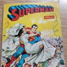 Tebeos: ANTIGUO COMIC DE SUPERMAN, LIBRO COMIC, TOMO XVI 1975. Lote 224335978