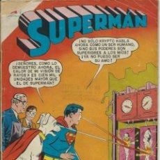 Tebeos: SUPERMAN Nº 172 NOVARO. Lote 224749683