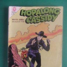 Tebeos: HOPALONG CASSIDY Nº 120 EDITORIAL NOVARO. Lote 224845838