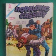 Tebeos: HOPALONG CASSIDY Nº 115 EDITORIAL NOVARO. Lote 224845881