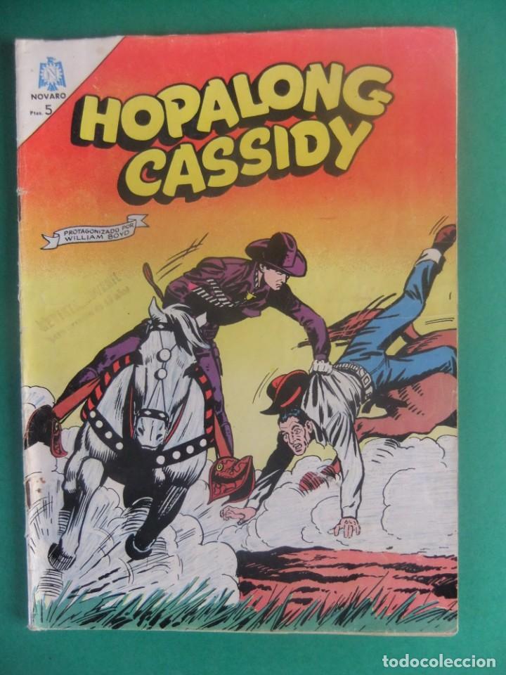 HOPALONG CASSIDY Nº 116 EDITORIAL NOVARO (Tebeos y Comics - Novaro - Hopalong Cassidy)