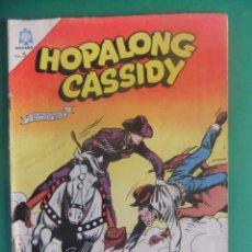 Tebeos: HOPALONG CASSIDY Nº 116 EDITORIAL NOVARO. Lote 224845973