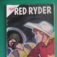 Tebeos: RED RYDER Nº 105 EDITORIAL NOVARO. Lote 224846717
