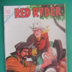 Tebeos: RED RYDER Nº 116 EDITORIAL NOVARO. Lote 224846790