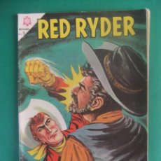Tebeos: RED RYDER Nº 129 EDITORIAL NOVARO. Lote 224846868