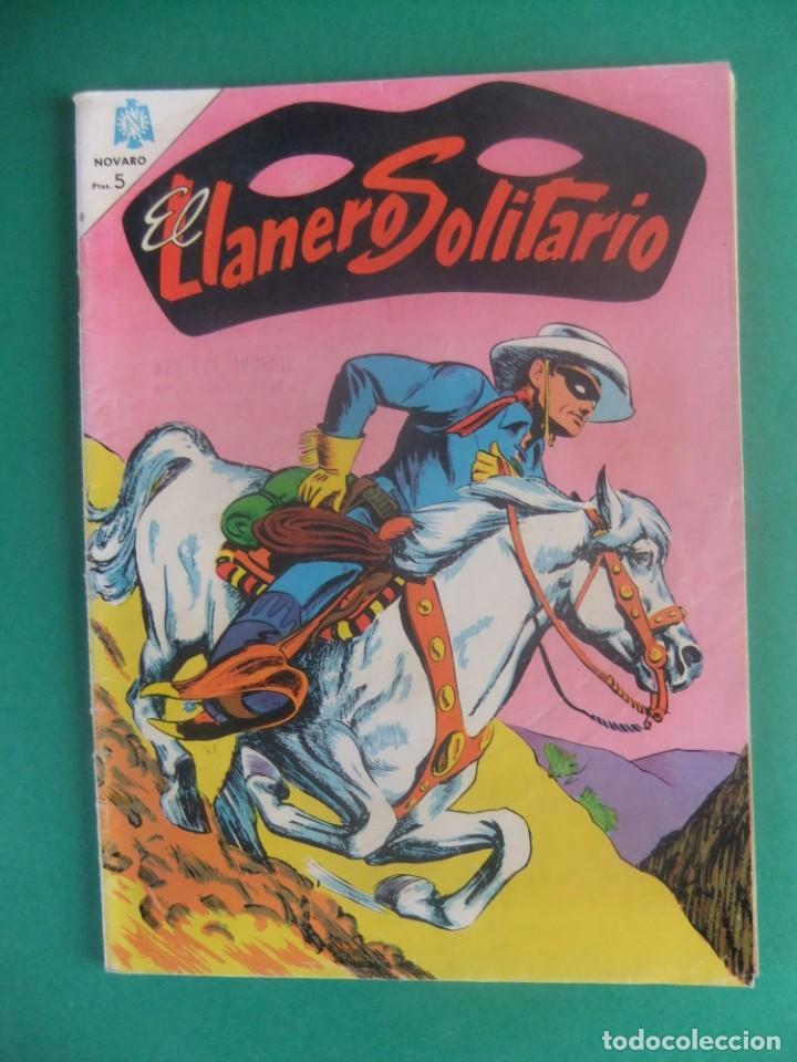 EL LLANERO SOLITARIO Nº 137 EDITORIAL NOVARO (Tebeos y Comics - Novaro - El Llanero Solitario)