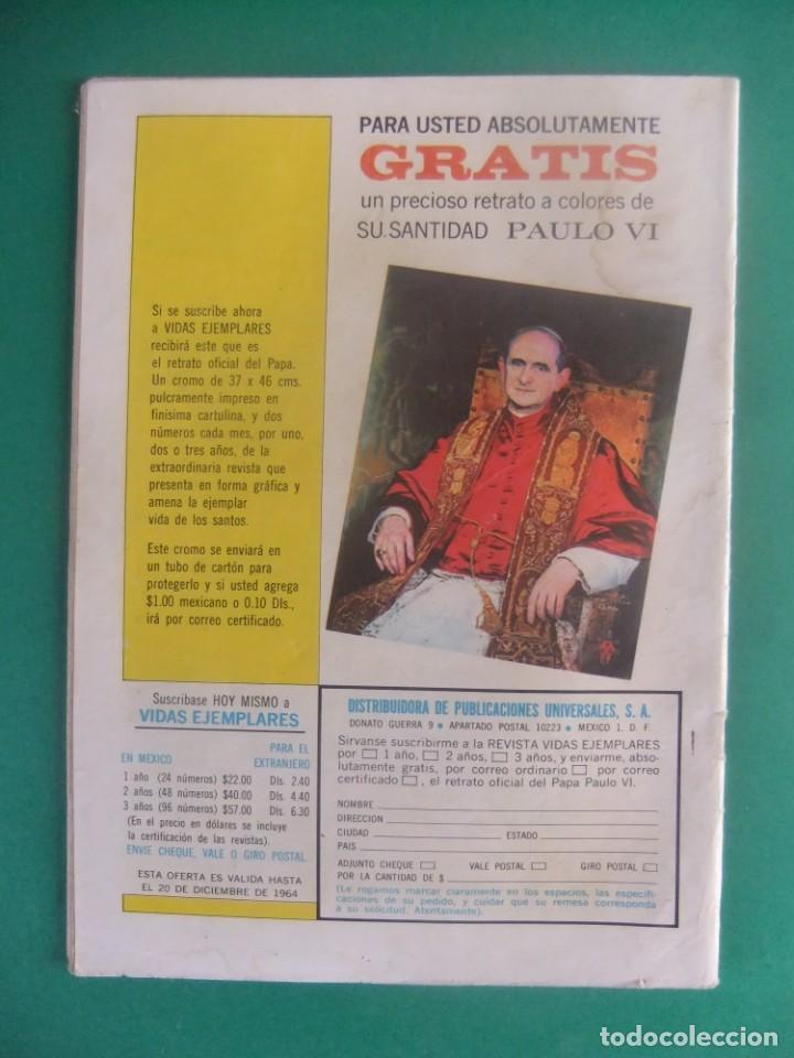 Tebeos: EL LLANERO SOLITARIO Nº 137 EDITORIAL NOVARO - Foto 2 - 224847187