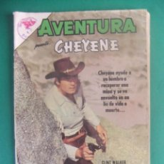 Tebeos: AVENTURA Nº 287 CHEYENE EDITORIAL NOVARO. Lote 224847467