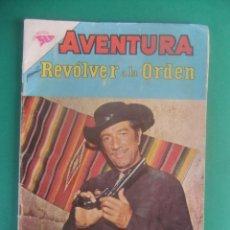Tebeos: AVENTURA Nº 288 REVOLVER A LA ORDEN EDITORIAL NOVARO. Lote 224847855