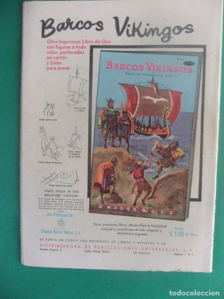 Tebeos: AVENTURA Nº 334 EL JEFE NUBE BLANCA EDITORIAL NOVARO - Foto 2 - 224848667