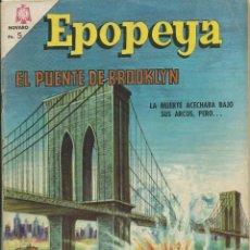 Tebeos: EPOPEYA Nº 97 NOVARO. Lote 224886141