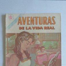 Tebeos: AVENTURAS DE LA VIDA REAL 70 EL TRIUNFO DE AMARAL NOVARO. Lote 224907405