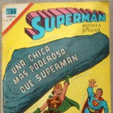 Tebeos: REVISTA SUPERMAN AÑO 1972. Lote 224907598