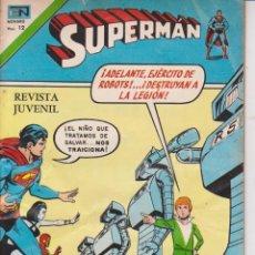 Tebeos: COMIC SUPERMAN 2-1079 SERIE AGUILA. Lote 225484440