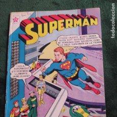 Tebeos: SUPERMAN NOVARO N 259 OCTUBRE 1960. Lote 225527000