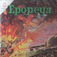 Tebeos: TEBEO DE NOVARO EPOPEYA INVIERNO EN LLAMAS. Lote 225519925