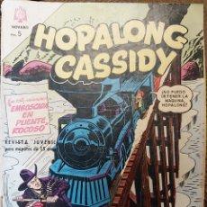Tebeos: HOPALONG CASSIDY #140. Lote 226049448