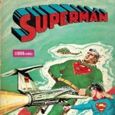 Tebeos: NOVARO, SUPERMAN TOMO 1. Lote 226054575
