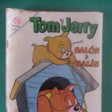 Tebeos: TOM Y JERRY Nº 209 EDITORIAL NOVARO. Lote 226242295