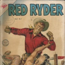Tebeos: RED RYDER NOVARO NÚMERO 2 AÑO 1954. Lote 226259825