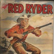Tebeos: RED RYDER NOVARO NÚMERO 4 AÑO 1955. Lote 226260190