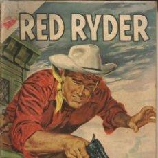 Tebeos: RED RYDER NOVARO NÚMERO 8 AÑO 1955. Lote 226260300