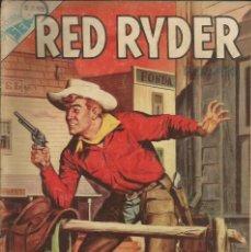 Tebeos: RED RYDER NOVARO NÚMERO 11 AÑO 1955. Lote 226260445