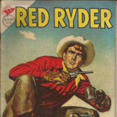 Tebeos: RED RYDER NOVARO NÚMERO 12 AÑO 1955. Lote 226260755