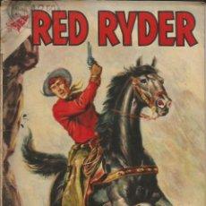 Tebeos: RED RYDER NOVARO NÚMERO 19 AÑO 1956. Lote 226260980