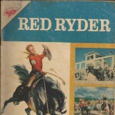 Tebeos: RED RYDER NOVARO NÚMERO 23 AÑO 1956. Lote 226261220