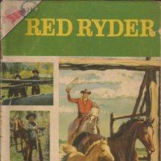Tebeos: RED RYDER NOVARO NÚMERO 29 AÑO 1957. Lote 226261445