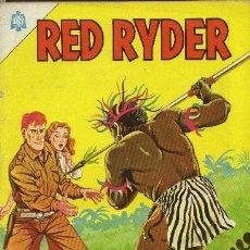 Tebeos: RED RYDER NOVARO NÚMERO 120 AÑO 1964. Lote 226261680