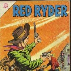 Tebeos: RED RYDER NOVARO NÚMERO 121 AÑO 1964. Lote 226261855