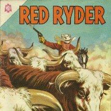 Tebeos: RED RYDER NOVARO NÚMERO 127 AÑO 1965. Lote 226262008