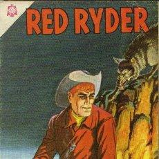 Tebeos: RED RYDER NOVARO NÚMERO 128 AÑO 1965. Lote 226262385